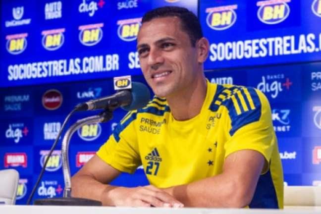 Rômulo espera que a mudança da Arena do Jacaré para o Independência seja benéfica ao time-(Gustavo Aleixo/Cruzeiro)