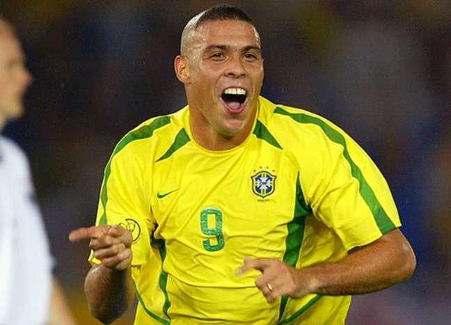 Ronaldo Fenômeno completa 45 anos nesta quarta-feira.