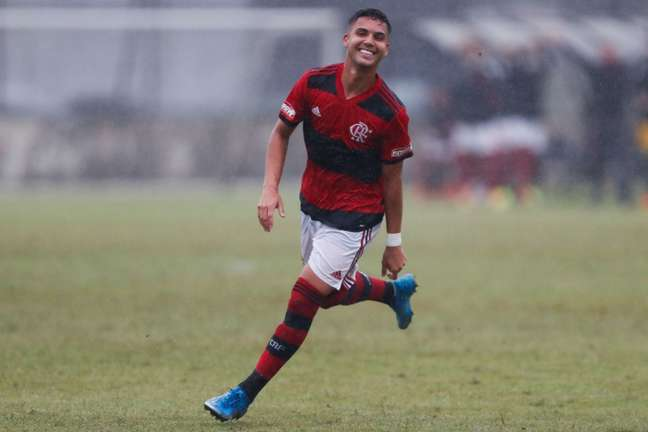 Yuri quer conquistar mais um título pelo Flamengo (Foto: Gilvan de Souza/Flamengo)