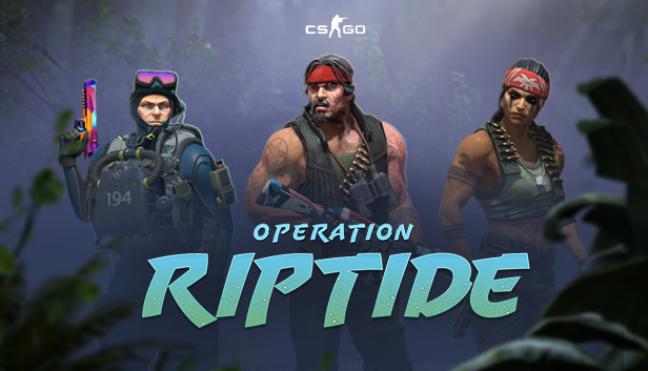 Uma nova Operação chegou ao CS:GO