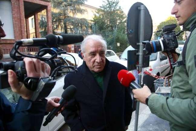 Marcello Dell'Utri havia sido condenado a 12 anos de prisão