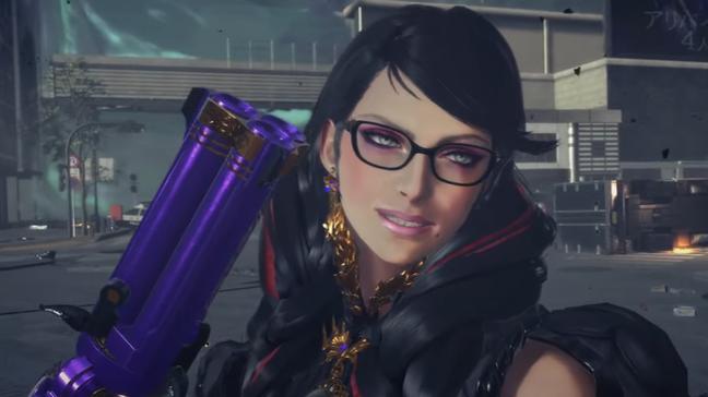 Bayonetta 3 chega em 2022