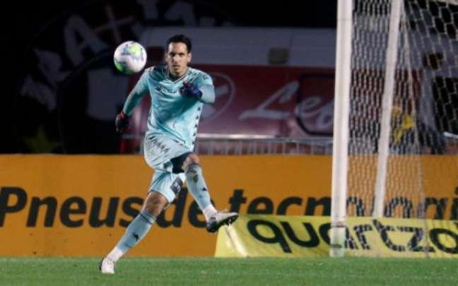 Gatito em ação contra o Vasco (Foto: Vítor Silva/Botafogo)