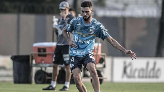 Wagner Leonardo é mais um Menino da Vila que faz sucesso no profissional do clube (Foto: Ivan Storti/ SantosFC)