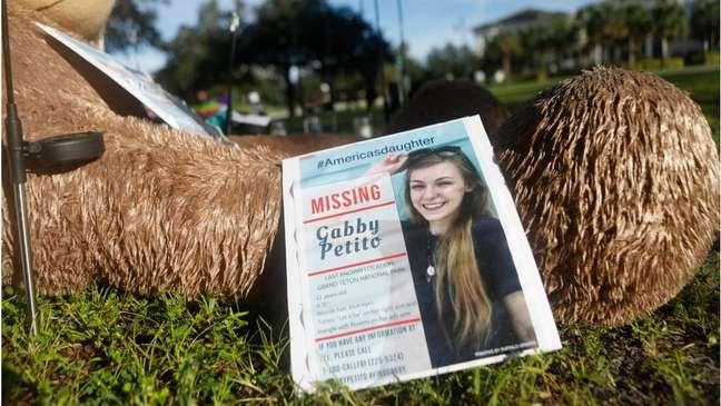 FBI confirmou que o corpo de Gabby Petito foi encontrado em um parque no Estado americano de Wyoming