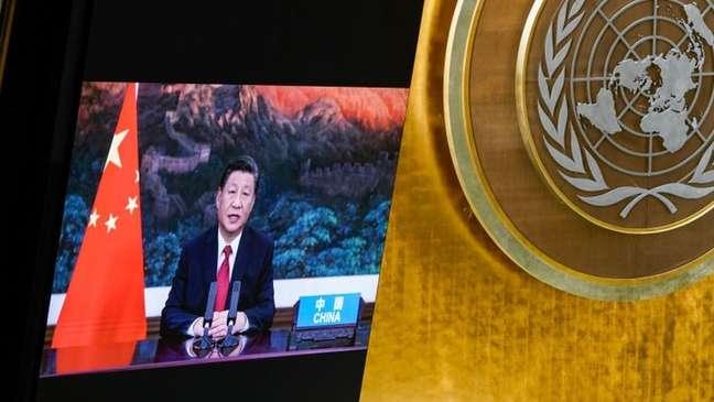 Presidente da China, Xi Jinping, disse em assembleia do ONU que vai parar de financiar construção de usinas a carvão fora do país