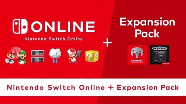 Mais games chegarão ao Nintendo Switch Online