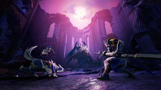 Monster Hunter Sunbreak será DLC de Monster Hunter Rise