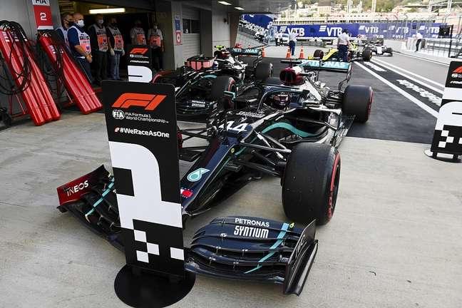A Mercedes quer ver esta cena se repetir domingo.