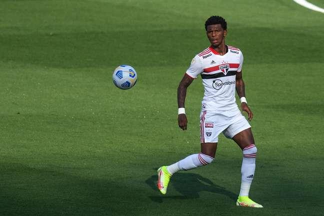 Arboleda tem contrato com o São Paulo até junho de 2022