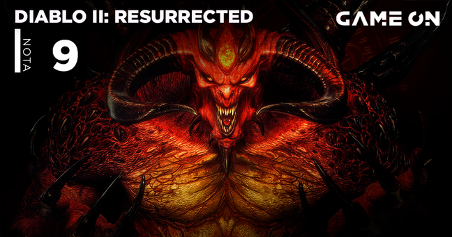 Diablo II Resurrected - Nota 9
