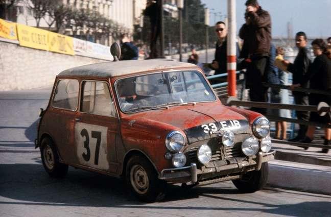 Mini Cooper: sucesso desde 1961.