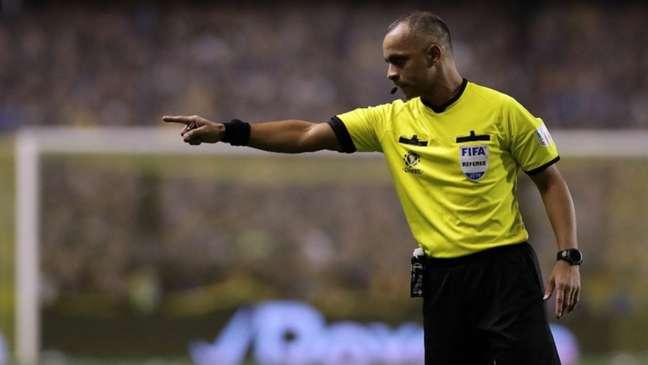 Wilton Pereira Sampaio apitará o confronto entre São Paulo x Atlético-MG (Foto: AFP)