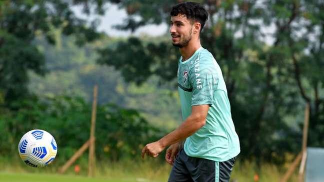 Martinelli é um dos pendurados do Fluminense no Brasileirão (Foto: Mailson Santana/Fluminense FC)
