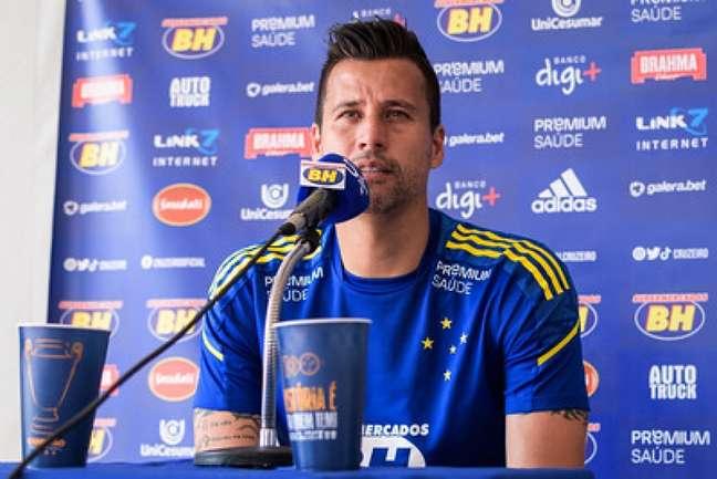 Fábio, aos 40 anos, é ídolo e o jogador com mais jogos na história do clube mineiro-(Gustavo Aleixo/Cruzeiro)