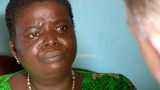 Joyce Osagiede, na Nigéria