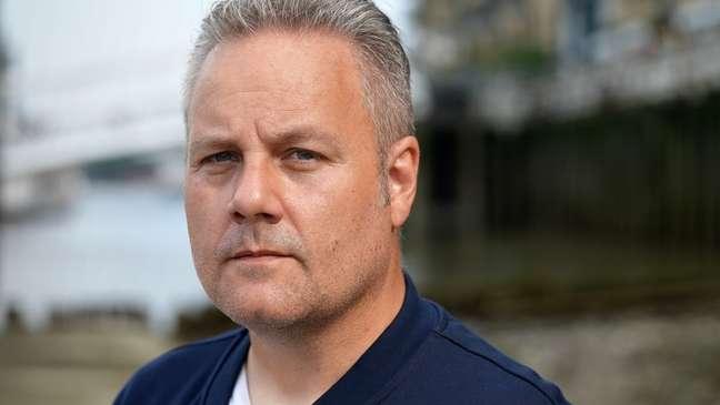Após encontrar cadáver, Aidan Minter foi diagnosticado com transtorno de estresse pós-traumático agudo