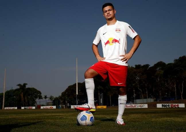 Clube de Bragança será o segundo na carreira profissional de Miguel (Ari Ferreira)