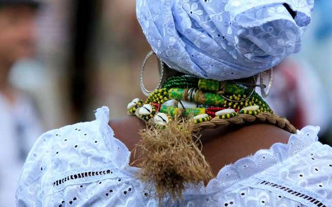 Pomba-Gira é uma das guias da religião Umbanda -