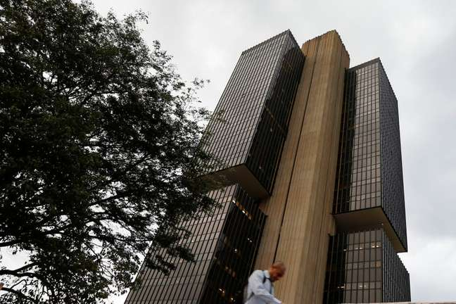 Sede do Banco Central em Brasília 29/10/2019 REUTERS/Adriano Machado