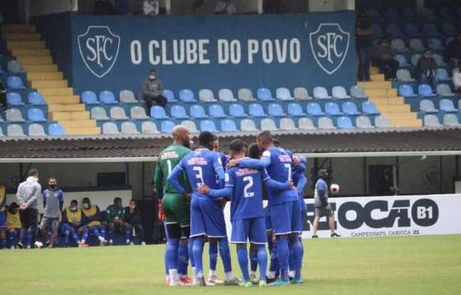 Serrano venceu Goytacaz pela B1 do Rio em jogo em que o adversário produziu escanteios em série