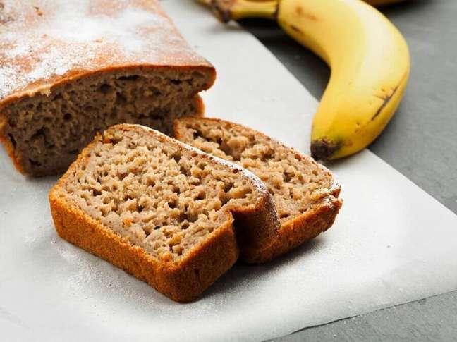 5. Receita de bolo de banana fofinho com canela – Foto: iStock