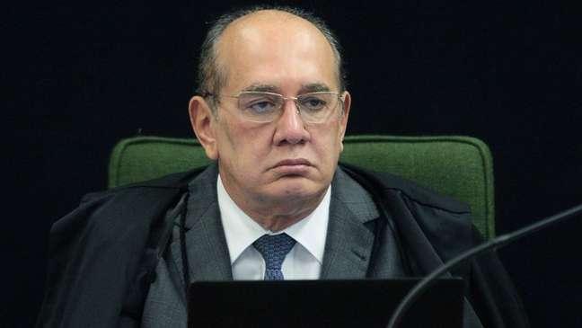 Gilmar Mendes é o relator de recurso contra foro de Flávio Bolsonaro