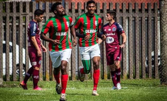 Marítimo Brasil está na liderança da Liga Serrana (Foto: Ageu da Rocha / Marítimo Brasil)