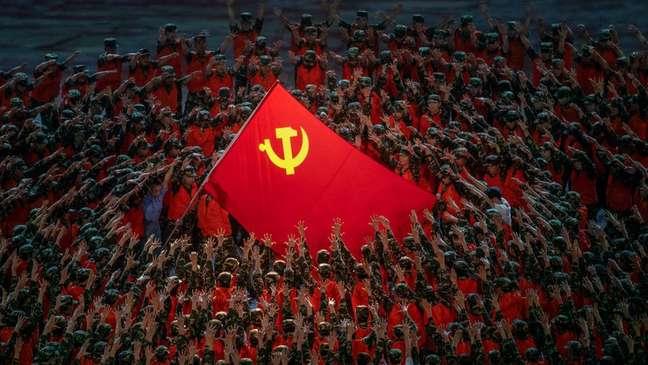 China celebra 100 anos do Partido Comunista Chinês