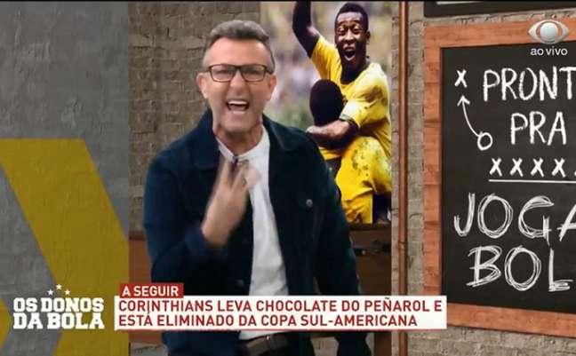 Neto dispara contra Tite por convoca��o sem dois nomes de Flamengo e Palmeiras: Voc� � um brincalh�o!