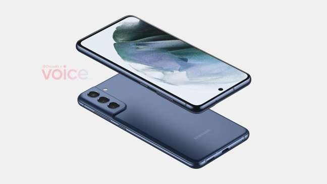 Possível Samsung Galaxy S21 FE