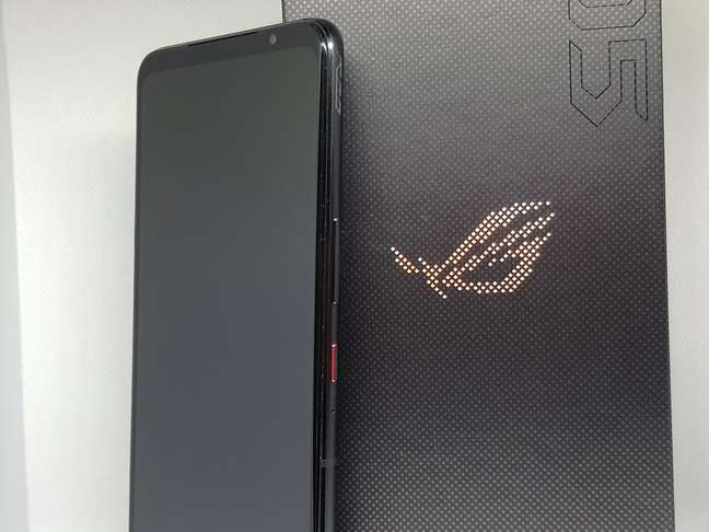 ROG Phone 5, novo lançamento da ASUS para o público gamer.