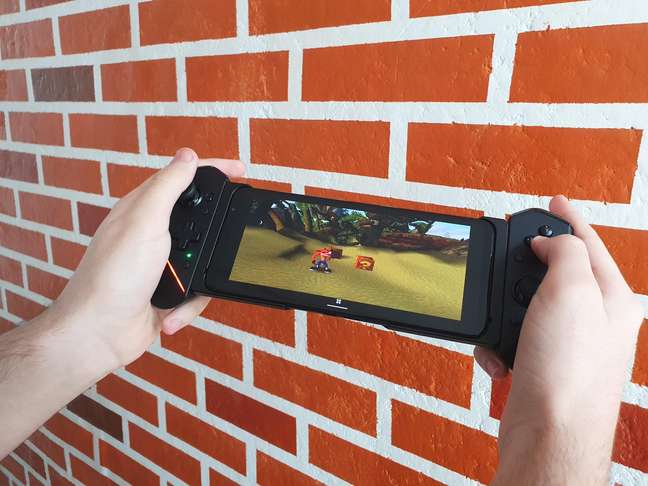 Kunai 3 Gamepad é o sonho de qualquer gamer.