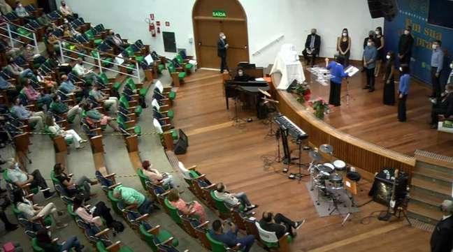 Igreja Presbiteriana de Pinheiros