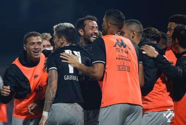 Vasco segue com uma missão muito difícil para tentar conquistar o acesso à Série A (Foto: Rafael Ribeiro/Vasco)