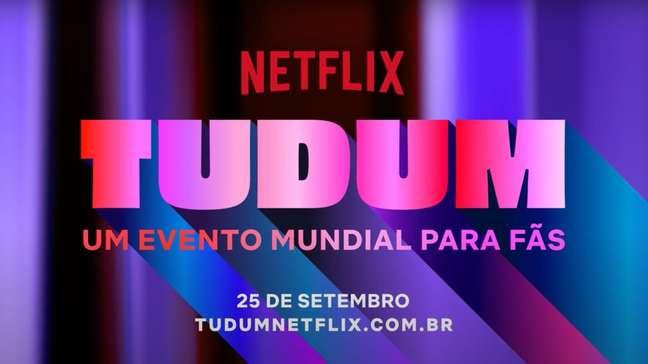 O evento Tudum deste ano será o primeiro da Netflix dedicado aos fãs do mundo todo.