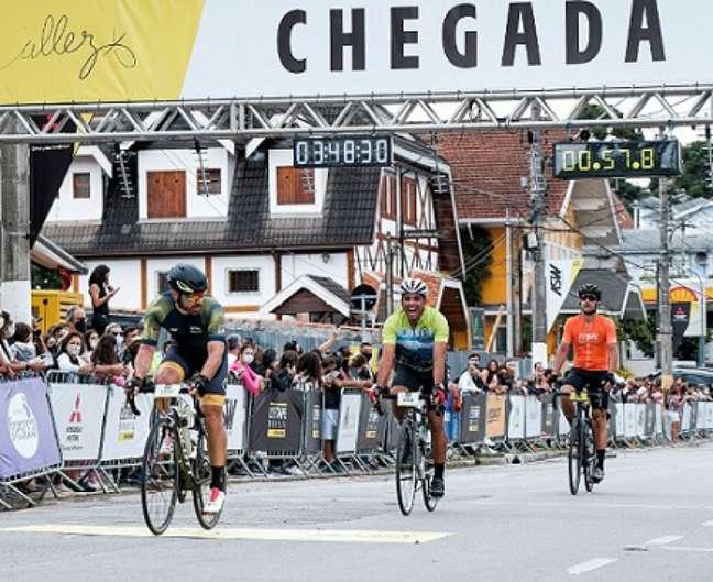 Sétima edição do Tour de France no Brasil será disputada neste domingo (Foto: Divulgação)