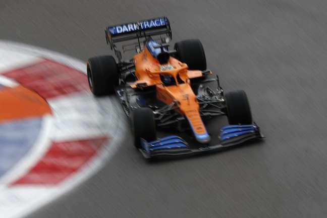 Daniel Ricciardo vai largar em quinto no GP da Rússia
