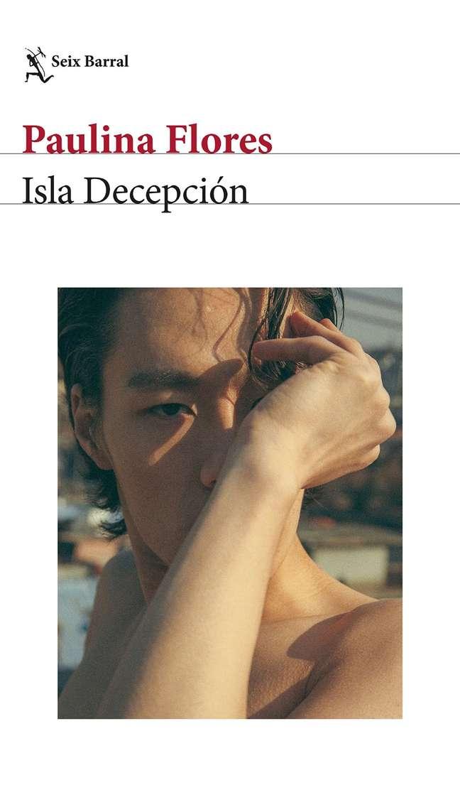 'Isla Decepción' é o romance de estreia da escritora
