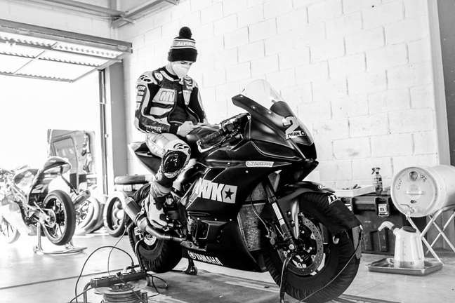 Dean Berta Viñales é primo de Maverick, piloto da MotoGP