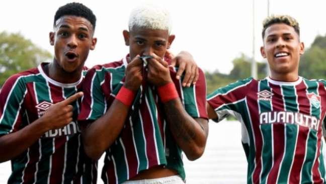 Fluminense enfrenta novamente o Flamengo na quinta-feira (Foto: Mailson Santana/Fluminense FC)