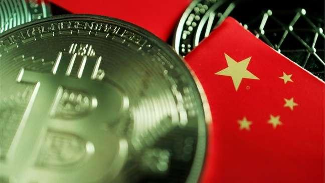 Banco Central da China anunciou que todas as transações de criptomoedas são consideradas ilegais no país