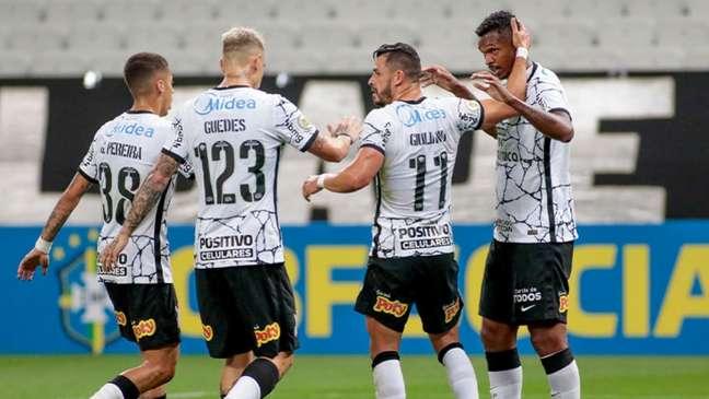 Corinthians entra em campo para transformar expectativa em realidade (Foto: Rodrigo Coca/Ag. Corinthians)