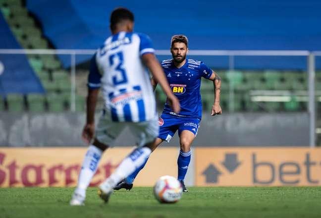 O time azul tenta quebrar uma escrita de não vencer o rival desde 2019-(Foto: Bruno Haddad/Cruzeiro)