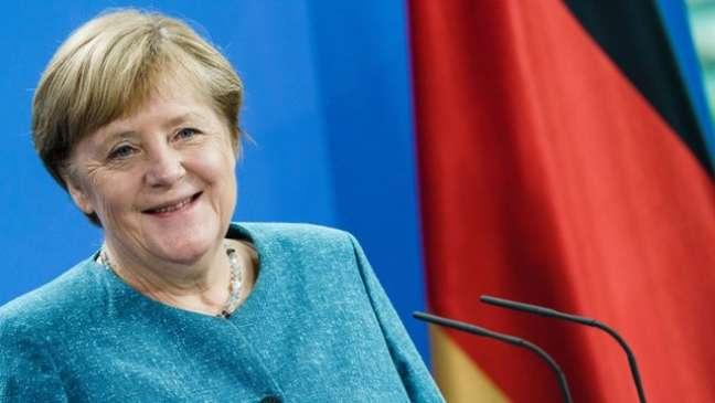 Angela Merkel foi a primeira mulher a governar a Alemanha e a primeira vinda da Alemanha Oriental