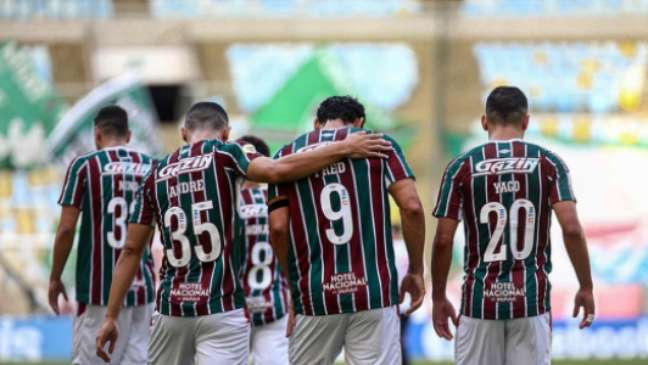Fluminense venceu em casa (Foto: Lucas Merçon/Fluminense FC)