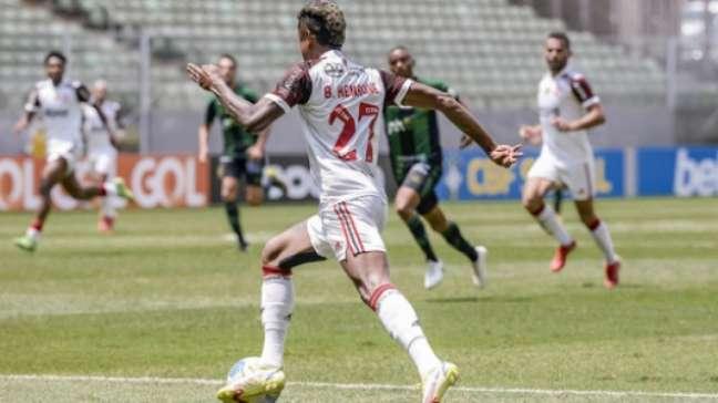Confronto terminou empatado (Marcelo Cortes / Flamengo)