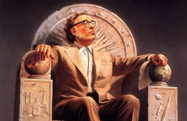 Asimov is da King