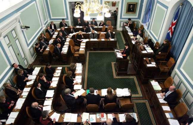 Islândia anunciou que recontagem mudou divisão entre homens e mulheres no Parlamento