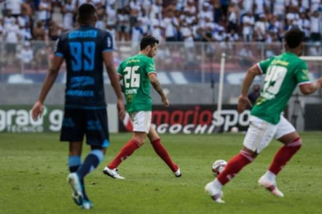 A missão cruzeirense de conseguir o acesso ficou ainda mais complexa após a derrota para o CSA-(Gustavo Aleixo/Cruzeiro)